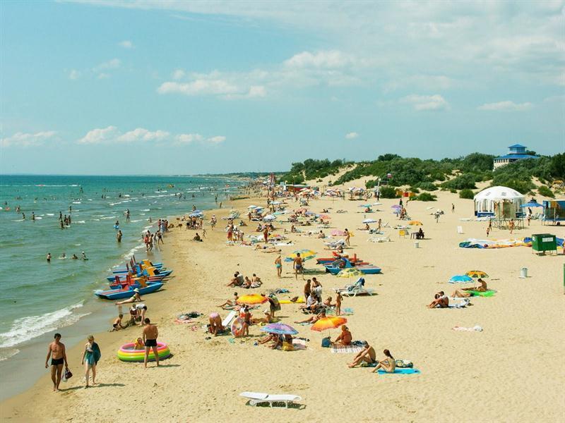 Фото анапы пляжи город