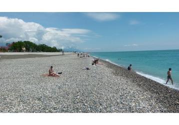 Какие и где есть пляжи в Адлере?, фото — «Реклама Адлера»