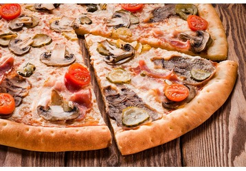 Где заказать пиццу в Краснодаре?, фото — «Реклама Краснодара»