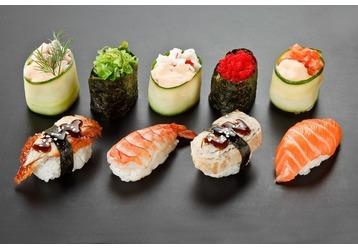 Где заказать суши в Новороссийске, фото — «Реклама Новороссийска»