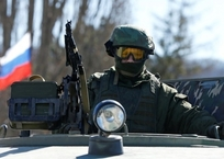 """Szevasztopol fordult Putyin csapatokat küldeni a dél-keleti részén, fotó - portál """"reklám Szevasztopol"""""""