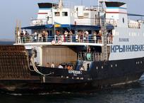 Доставку продуктов и пассажиров в Крым зимой обеспечат четыре парома-ледокола, фото — «Рекламы Бахчисарая»