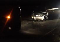 Две машины разбились в ДТП на крымской трассе — один водитель не выжил, фото — «Рекламы города Саки»