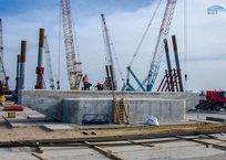 На строительство Крымского моста снова требуются рабочие: размер зарплат, фото — «Рекламы Черноморского»