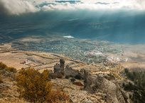 То, ради чего осенью стоит ехать в Крым, фото — «Рекламы Феодосии»