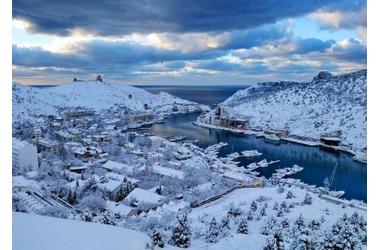 Когда в Крыму выпадет первый снег, фото — «Рекламы Гурзуфа»