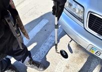 Как досматривают машины на российско-украинской границе в Крыму ФОТО, ВИДЕО, фото — «Рекламы города Саки»