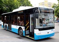 В Крыму стоимость проезда в троллейбусах подорожает на два рубля, фото — «Рекламы Бахчисарая»