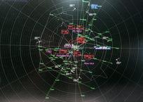 Украина обозначила опасные для полетов зоны над Черным морем вокруг Крыма, фото — «Рекламы Щелкино»