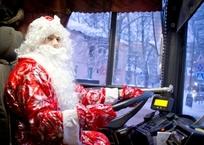 Как будут ходить автобусы Симферополя в новогоднюю ночь (график), фото — «Рекламы Крыма»