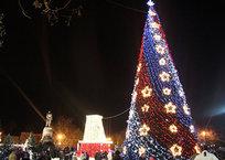 В Севастополе Новый год встретят праздничным шоу на главной площади города, фото — «Рекламы Севастополя»