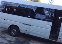 В маршрутках на ЮБК пассажиров штрафуют за разговоры по мобильному (фотофакт), фото — «Рекламы Щелкино»