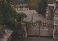 """Пролетая над """"Массандрой"""": как выглядит знаменитый винзавод с высоты (видео), фото — «Рекламы города Саки»"""