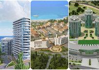 Топ-5 жилых комплексов, которые сделают Крым лучше, фото — «Рекламы города Саки»