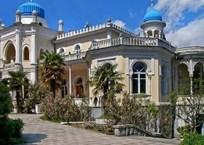Дворец эмира Бухарского (ФОТО), фото — «Рекламы Ялты»