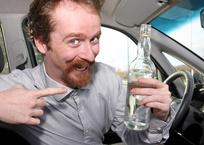 В Крыму пьяный водитель перебил десяток машин, которые мешали ему проехать ВИДЕО, фото — «Рекламы Фороса»