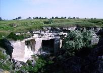 Ак-Монайские каменоломни – грандиозное подземное сооружение в Крыму ФОТО, фото — «Рекламы Бахчисарая»
