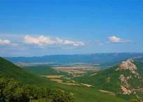 Байдарская долина - Крымская Швейцария ФОТО, фото — «Рекламы города Саки»