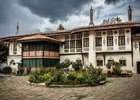 Ханский дворец в Бахчисарае ФОТО, фото — «Рекламы Гурзуфа»
