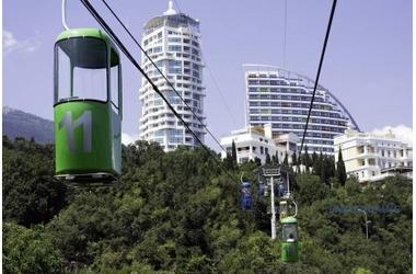 Канатная дорога Ялта-Горка: Интересные факты ФОТО, фото — «Рекламы Коктебеля»