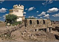 Городище Кара-Тобе в Крыму - музей под открытым небом ФОТО, фото — «Рекламы Бахчисарая»