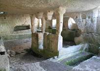 Пещерный город Тепе-Кермен. О нем знают не все крымчане (ФОТО) , фото — «Рекламы Бахчисарая»