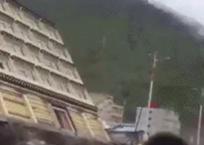 Урок Крыму: падение пятиэтажки, построенной у воды, сняли на видео, фото — «Рекламы Бахчисарая»