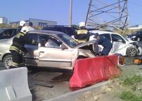 Крупное ДТП в Севастополе: машины «всмятку», работают спасатели ФОТО, фото — «Рекламы Севастополя»