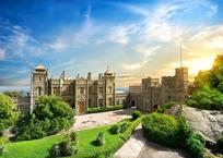 Парк Воронцовского дворца в Крыму (ФОТО), фото — «Рекламы Черноморского»