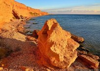 Марсианские пейзажи Крыма! Это стоит увидеть! (ФОТО), фото — «Рекламы Евпатории»