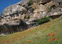 Есть ли жизнь в пещерном монастыре Челтер-Мармара? (ФОТО), фото — «Рекламы Щелкино»