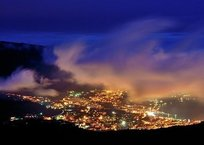 Ночная Ялта - как в сказке! ФОТО, фото — «Рекламы Фороса»