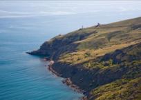 Величие и чертовщина мыса Меганом в Крыму ФОТО, фото — «Рекламы Красногвардейского»