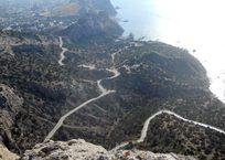 Дороги Крыма - красиво и экстремально (ФОТО), фото — «Рекламы Фороса»