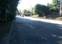 В Крыму отремонтированная дорога не продержалась и 5-ти дней ФОТО, фото — «Рекламы Бахчисарая»