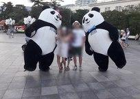 """Крымские """"панды"""" обдирают туристов как липок СКРИНШОТ, фото — «Рекламы Щелкино»"""