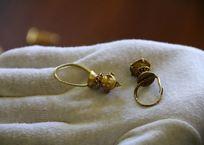 В Крыму археологи нашли новое «скифское золото» ФОТО, фото — «Рекламы Симферополя»