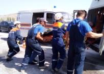 Пострадавший в ДТП под Белогорском парень умер в больнице - СМИ, фото — «Рекламы города Саки»