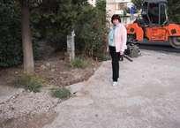 Благоустроители балаклавского двора сбежали, прихватив бордюры ФОТО, фото — «Рекламы Севастополя»