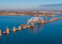 Фото недели: Крымский мост, фото — «Рекламы Красноперекопска»