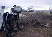 Иномарка устроила массовое ДТП на трассе в Крыму — погибло двое ФОТО, фото — «Рекламы Партенита»