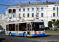 Цену проезда в общественном транспорте Севастополя хотят поднять до 21 рубля, фото — «Рекламы Севастополя»