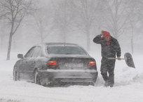 Снежная буря обрушится на Крым во вторник, фото — «Рекламы Ялты»