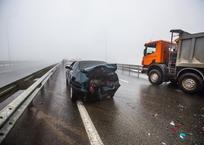 ВНИМАНИЕ: правительство Севастополя просит водителей без надобности не выезжать в город, фото — «Рекламы Севастополя»