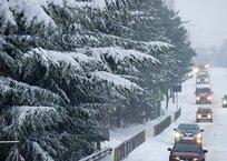 В Крым пришла зима: снег, гололед и мороз до -7, фото — «Рекламы Гурзуфа»