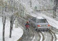 В Крыму штормовое предупреждение: ожидается сильный ветер и мокрый снег, фото — «Рекламы Крыма»