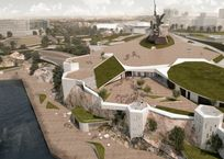 Почти «Зарядье»: в Севастополе нарисовали новый парк ФОТО, фото — «Рекламы Севастополя»