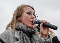 В словах Ксении Собчак о Крыме не нашли признаков сепаратизма, фото — «Рекламы Белогорска»