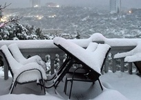 Синоптики снова обещают настоящую зиму со снегом в Крыму, фото — «Рекламы Крыма»