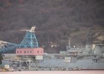 Корабль Черноморского флота столкнулся в Эгейском море с сухогрузом ФОТО, фото — «Рекламы Белогорска»
